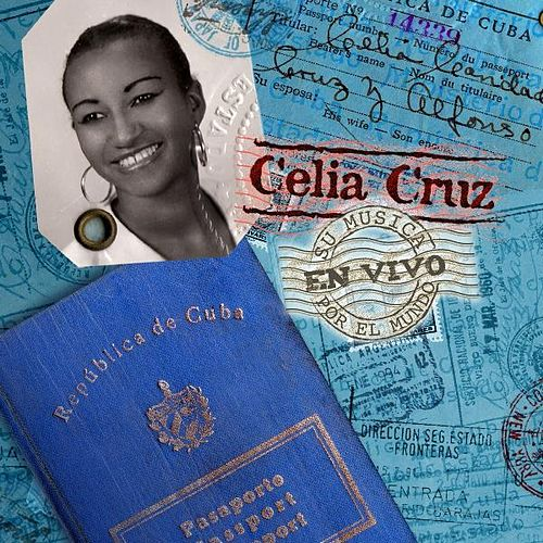 Su Musica Por El Mundo En Vivo (iTunes Exclusive) by Celia Cruz