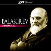 Balakirev Symphony No. 1-2 by Kyril Kondrashin