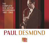The Complete RCA Victor Recordings de Paul Desmond