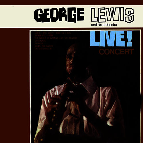Live! Concert by George Lewis