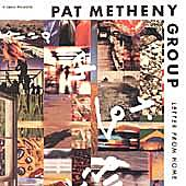 Letter From Home von Pat Metheny