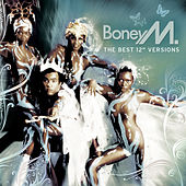 The Best 12inch Versions by Boney M