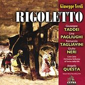 Cetra Verdi Collection: Rigoletto by Angelo Questa
