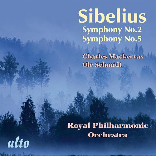 Sibelius: Symphonies Nos. 2 & 5 by Royal Philharmonic Orchestra