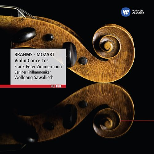Play & Download Brahms/Mozart: Violin Concertos by Berliner Philharmoniker | Napster