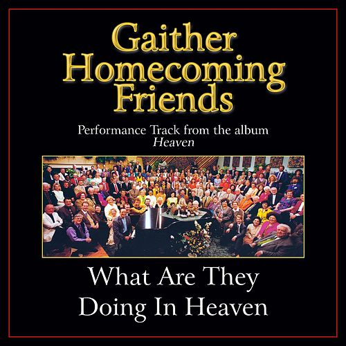 Play & Download What Are They Doing in Heaven Performance Tracks by Various Artists | Napster