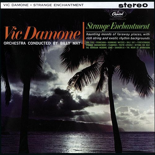 Play & Download Strange Enchantment by Vic Damone   Napster
