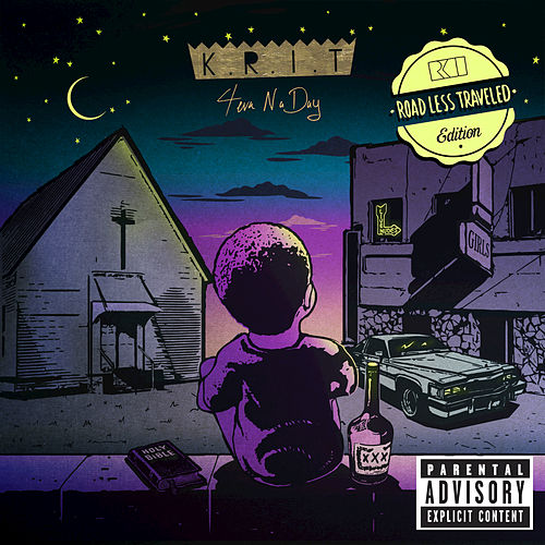 Play & Download 4eva Na Day [Road Less Traveled Edition] by Big K.R.I.T. | Napster