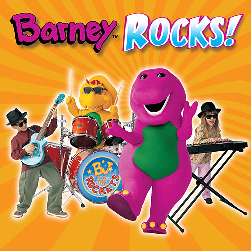 Barney Rocks by Barney