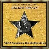 Play & Download Legend Series Presents Golden Greats - Albert Ammons and His Rhythm Kings by Various Artists | Napster