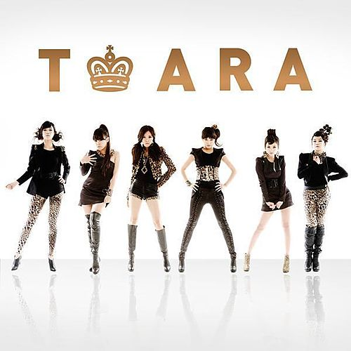 We Were In Love by T-Ara