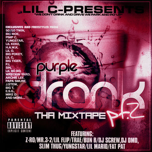 Play & Download Purple Drank by LIL C | Napster