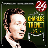 Play & Download Charles Trenet Best. 24 Hits by Charles Trenet | Napster