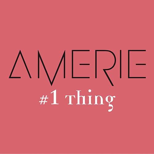 1 Thing by Amerie