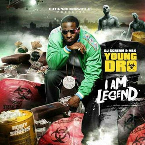 I Am Legend by DJ Scream
