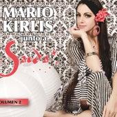 Mario Kirlis Junto A Saida de Mario Kirlis
