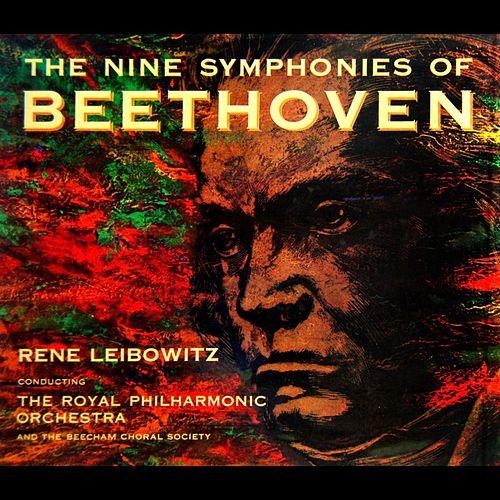 Play & Download The Nine Symphonies Of Beethoven by Royal Philharmonic Orchestra | Napster