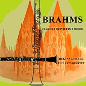 Play & Download Brahms Clarinet Quintet In B Minor by Fine Arts Quartet | Napster