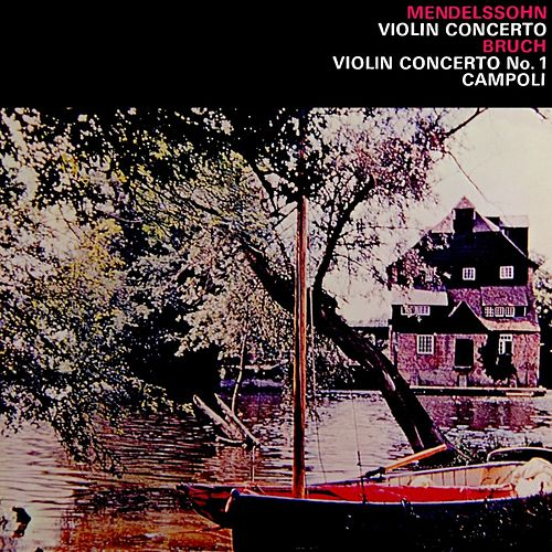 Mendelssohn Violin Concerto by London Philharmonic Orchestra