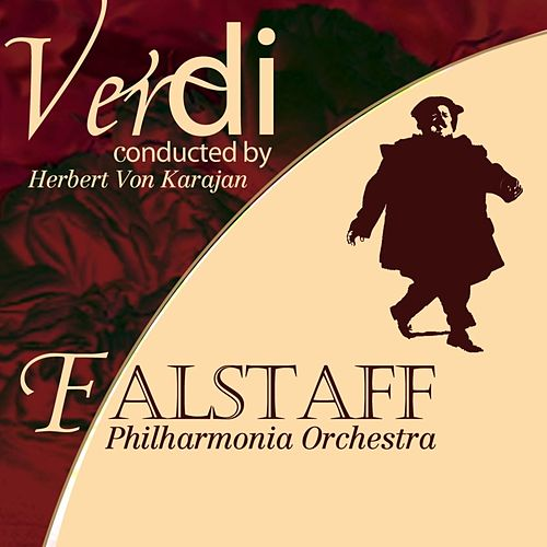 Play & Download Falstaff by Philharmonia Orchestra | Napster