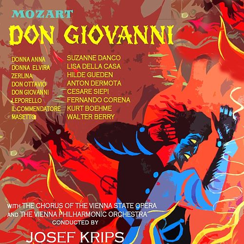 Play & Download Don Giovanni by Josef Krips | Napster
