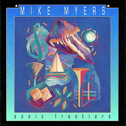 Sonic Frontiers by Mike Myers