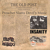 Play & Download Insanity by The Epileptic Hillbilly's  | Napster