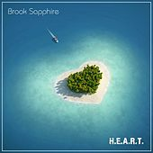 Play & Download H.E.A.R.T. by Brook Sapphire | Napster