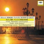 Albinoni: Adagio / Pachelbel: Canon & Gigue / Bach: Air / Purcell: Chaconne von Various Artists