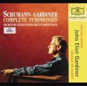 Schumann: Complete Symphonies von Various Artists