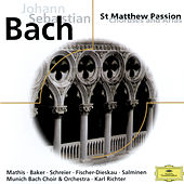 J.S. Bach: St. Matthew Passion, Choruses and Arias von Various Artists