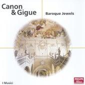 Canon & Gigue - Baroque Jewels von Various Artists