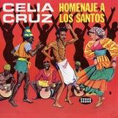Play & Download Homenaje a Los Santos by Celia Cruz | Napster