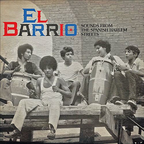 Sounds From The Spanish Harlem by Various Artists