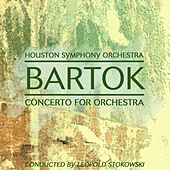 Play & Download Bartok Concerto For Orchestra by Houston Symphony Orchestra | Napster