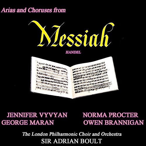 Play & Download Handel's Messiah by London Philharmonic Orchestra | Napster