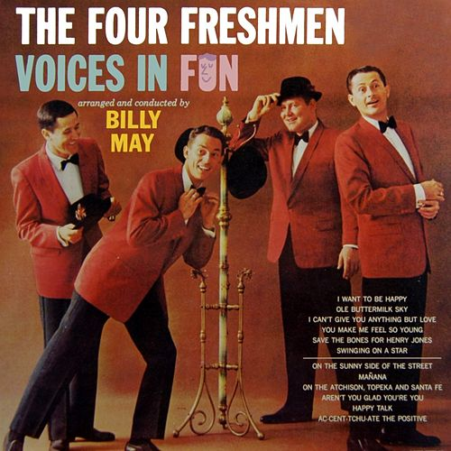 Play & Download Voices In Fun by The Four Freshmen | Napster