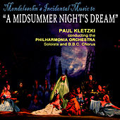 Play & Download A Midsummer Night's Dream by Philharmonia Orchestra | Napster