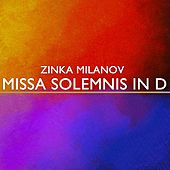 Play & Download Missa Solemnis In D by Zinka Milanov | Napster