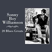 20 Blues Greats by Sonny Boy Williamson
