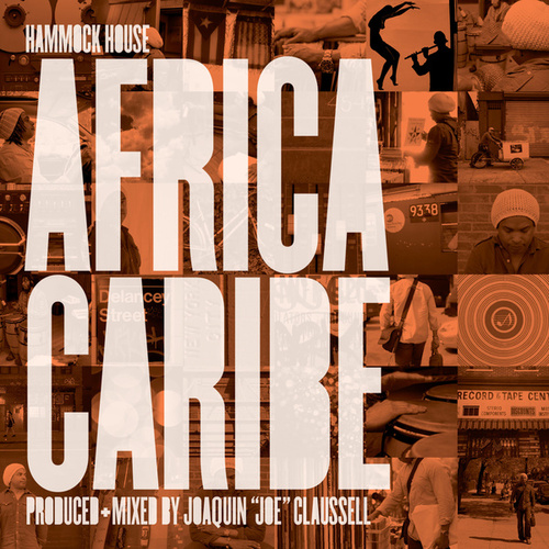 Hammock House Africa Caribe by Various Artists