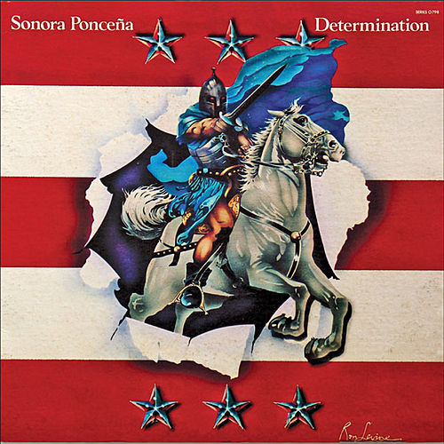 Play & Download Determination by Sonora Poncena | Napster