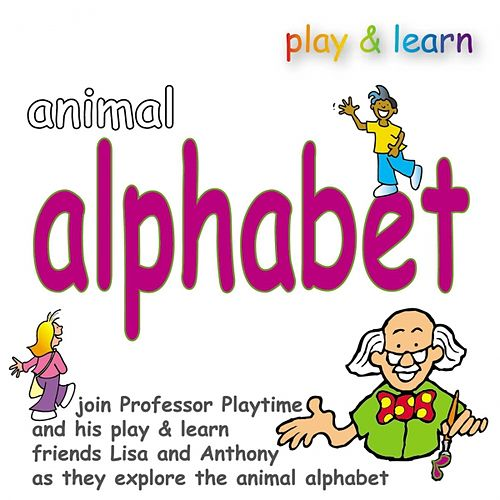 Play & Download Animal Alphabet by Kidzone | Napster