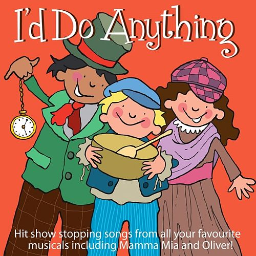 Play & Download I'd Do Anything by Kidzone | Napster