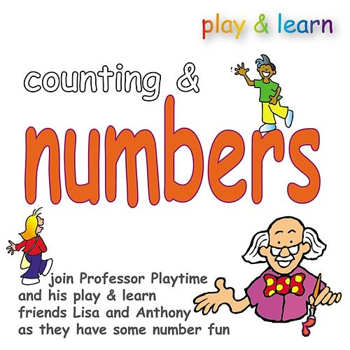 Counting and Numbers by Kidzone