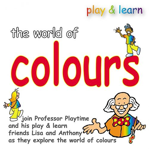 Play & Download The World of Colours by Kidzone | Napster