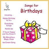 Play & Download Songs for Birthdays by Kidzone | Napster