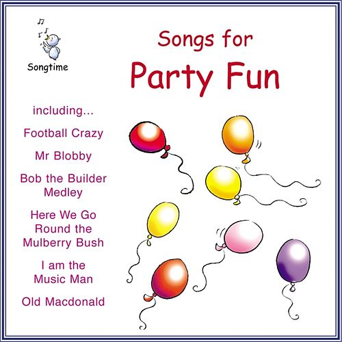 Play & Download Songs for Party Fun by Kidzone | Napster