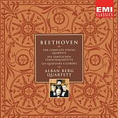 Play & Download Beethoven: The Complete String Quartets by Alban Berg Quartet | Napster