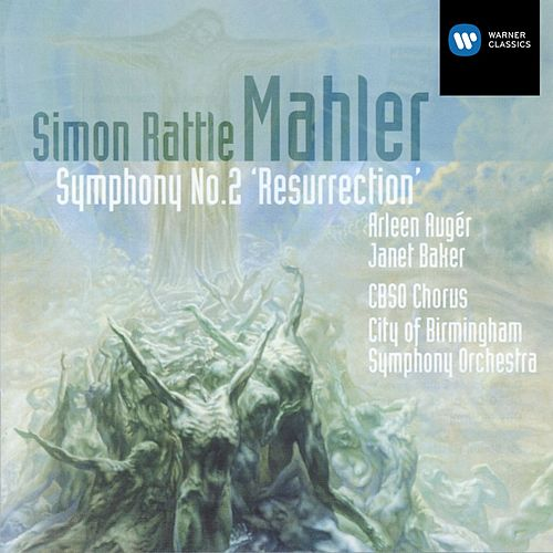 Play & Download Mahler: Symphony No.2 'Resurrection' by Arleen Auger | Napster